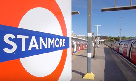 Stanmore by Public Transport